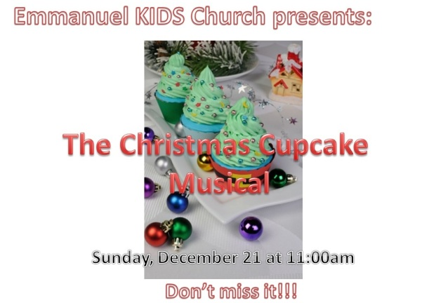 Emmanuel KIDS Christmas Presentation