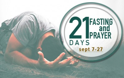 Is Fasting and Prayer Out of Style? – Part 1